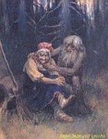 Leschij, Geist des Waldes