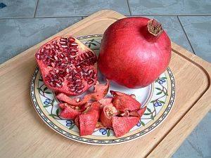 Granatapfel, Colitis