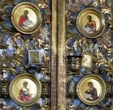 Kathedrale Newjansk, Altarraum, Kiewer Rus