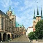 Dom, Sankt Marien, Kirche, Sankt Severi, Erfurt