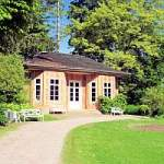 Schlosspark Tiefurt, Teehaus, Schlosspark, Tiefurt, Weimar