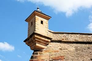 Scharwachtturm, Zitadelle, Petersberg, Erfurt