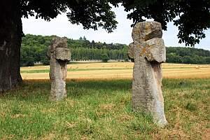 Sühnekreuze, Tonndorf, Landkreis Weimar